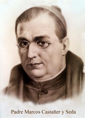 Padre Marcos Castañer – Colegio Filipense de Baeza